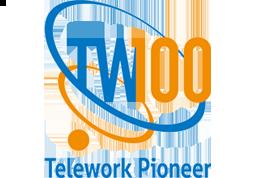 Telework Pioneer「テレワーク先駆者百選」